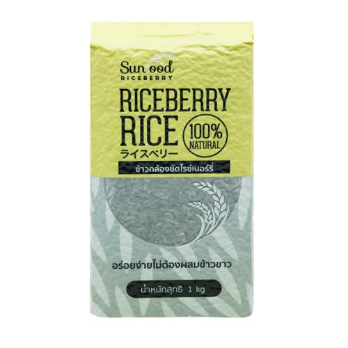 Riceberry rice 1 kg