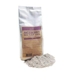 Riceberry Rice Flour